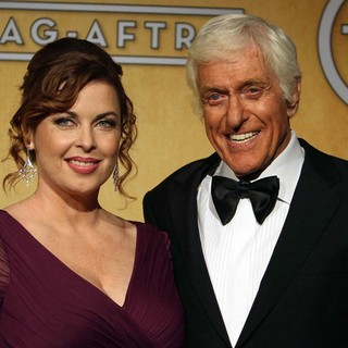 Arlene Silver, Dick Van Dyke in 19th Annual Screen Actors Guild Awards - Press Room