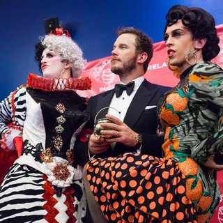 The Hasty Pudding Theatricals 2015 Man of The Year Award Honoring Chris Pratt
