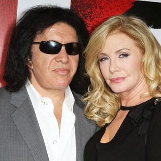 Gene Simmons, Shannon Tweed in Scarface Blu-Ray DVD Release Party Hosted by Ciroc