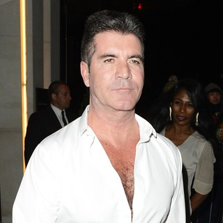 Simon Cowell - Britain's Got Talent Wrap Party - Arrivals