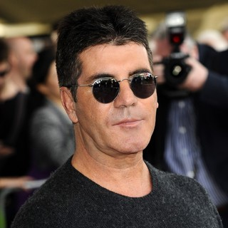 Simon Cowell in Britains Got Talent Photocall - Outside Arrivals