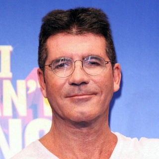 Simon Cowell in I Can't Sing! The X Factor Musical - Photocall