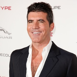 Simon Cowell - The Jaguar F-TYPE Coupe Launch Party and Reveal