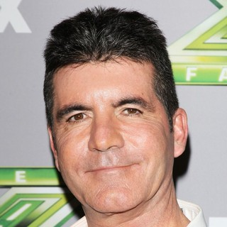 Simon Cowell in The X Factor Season 3 Finale - Arrivals