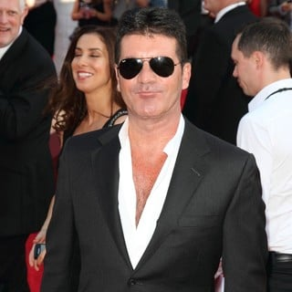 Simon Cowell in World Premiere of One Direction: This Is Us - Arrivals