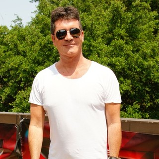 Simon Cowell in The X Factor Audition