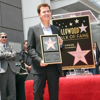 Simon Fuller in Simon Fuller Receives A Star on The Hollywood Walk of Fame