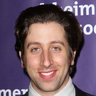 Simon Helberg in The 20th Annual A Night at Sardi's Fundraiser and Awards Dinner - Arrivals