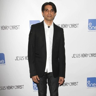 Simon Taufique in Jesus Henry Christ Los Angeles Premiere