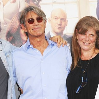 Keaton Simons, Eric Roberts, Eliza Garrett in Los Angeles Premiere of This Is Where I Leave You - Arrivals