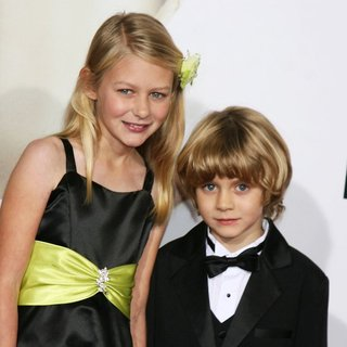 Ryan Simpkins, Ty Simpkins in Los Angeles Premiere of Revolutionary Road - Arrivals