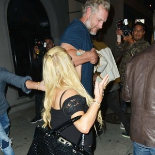 Jessica Simpson Celebrates Eric Johnson's 38th Birthday