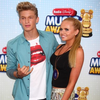 Cody Simpson, Alli Simpson in Radio Disney Music Awards 2013