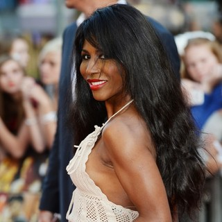 Sinitta in World Premiere of One Direction: This Is Us - Arrivals