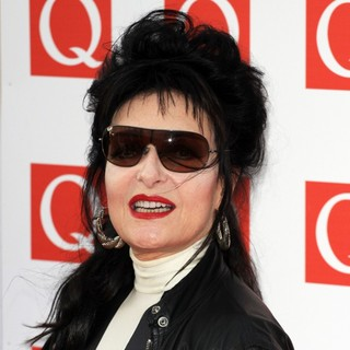 Siouxsie Sioux, Siouxsie and the Banshees in The Q Awards 2011 - Arrivals