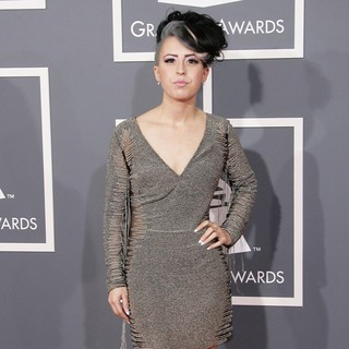 Sirah in 55th Annual GRAMMY Awards - Arrivals
