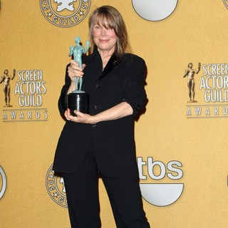 Sissy Spacek in The 18th Annual Screen Actors Guild Awards - Press Room