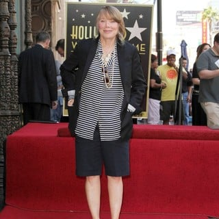 Sissy Spacek in Sissy Spacek Receives A Star on The Hollywood Walk of Fame