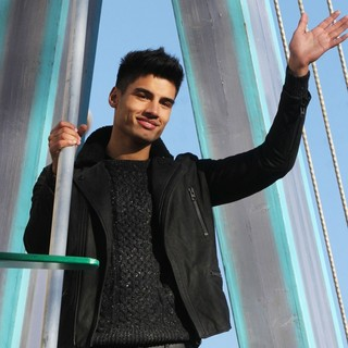 Siva Kaneswaran, The Wanted in 86th Annual Macy's Thanksgiving Day Parade