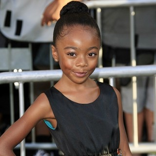 Skai Jackson in The World Premiere of The Odd Life of Timothy Green - Arrivals