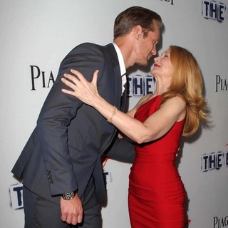 Alexander Skarsgard, Patricia Clarkson in Los Angeles Premiere of The East