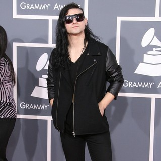 Skrillex in 54th Annual GRAMMY Awards - Arrivals