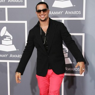 SkyBlu, LMFAO in 55th Annual GRAMMY Awards - Arrivals