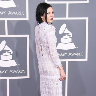 Skylar Grey in 54th Annual GRAMMY Awards - Arrivals