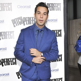 Skylar Astin in Los Angeles Premiere of Pitch Perfect
