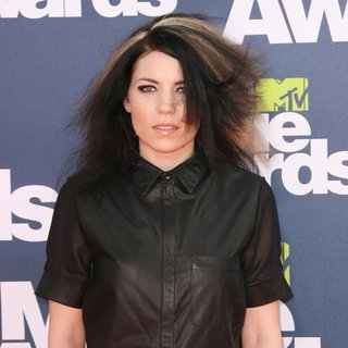 Skylar Grey in 2011 MTV Movie Awards - Arrivals