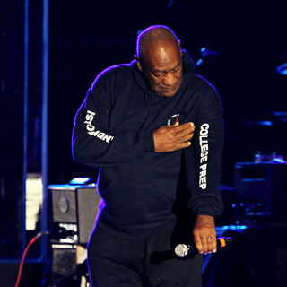 Bill Cosby in Andre Agassi Grand Slam For Children Concert