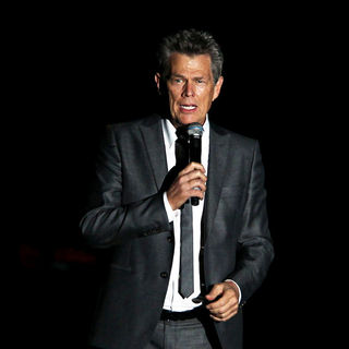 David Foster in Andre Agassi Grand Slam For Children Concert