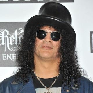 Slash - Kerrang! Awards 2012 - Arrivals