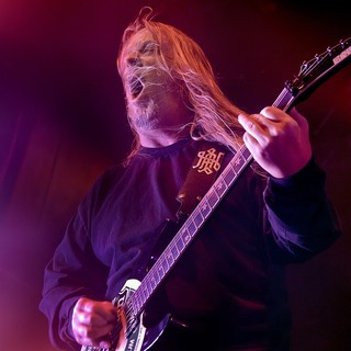Jeff Hanneman, Slayer in Slayer Perform on Stage