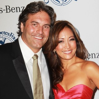 Jesse Sloan, Carrie Ann Inaba in 26th Anniversary Carousel of Hope Ball - Presented by Mercedes-Benz - Arrivals