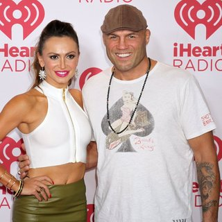 Randy Couture in iHeartRadio Music Festival 2014 - Arrivals - smirnoff-couture-iheartradio-music-festival-2014-01