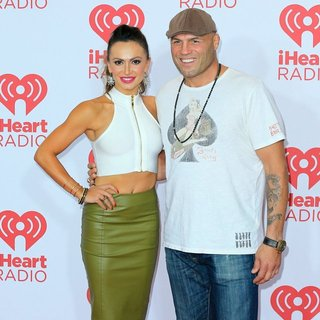 Randy Couture in iHeartRadio Music Festival 2014 - Arrivals - smirnoff-couture-iheartradio-music-festival-2014-02