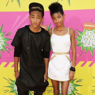 Jaden Smith, Willow Smith in Nickelodeon's 26th Annual Kids' Choice Awards - Arrivals