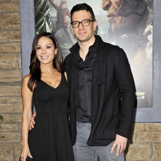Kathryn Smith, JC Chasez in Premiere of Jack the Giant Slayer