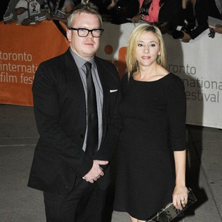 Jim Field Smith, Alissa Phillips in 36th Annual Toronto International Film Festival - Butter - Premiere Arrivals