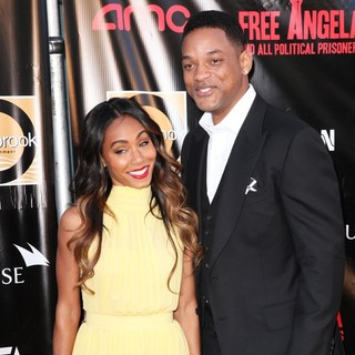 Will Smith in New York Premiere of  Free Angela and All Political Prisoners - smith-premiere-free-angela-all-political-prisoners-01