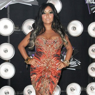 Snooki in 2011 MTV Video Music Awards - Arrivals