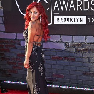 Snooki in 2013 MTV Video Music Awards - Arrivals
