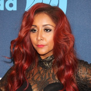 Snooki in 24th Annual GLAAD Media Awards - Arrivals