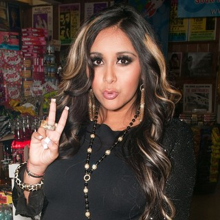 Snooki in Snooki Launches Her Limited Edition Snooki's Wild Cherry Soda