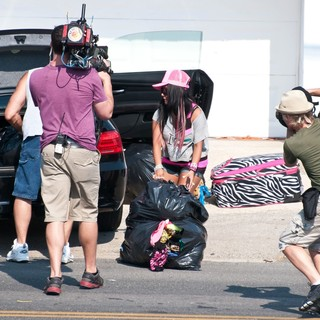 Snooki in The Jersey Shore Cast Move Out of Their Home