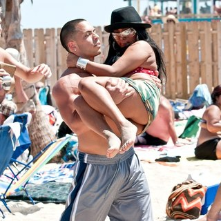 Jersey Shore Cast Members Left Their Shore House and Traveled to Nearby Point Pleasant Beach