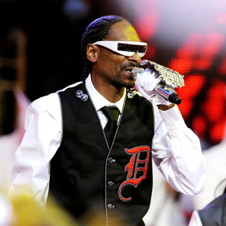 Snoop Dogg in The 22nd Annual MuchMusic Video Awards