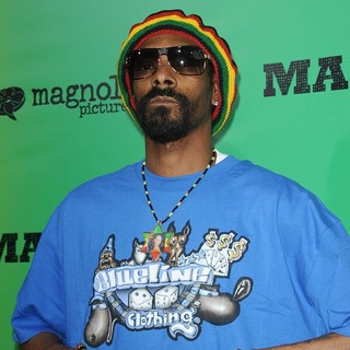 Snoop Dogg in Los Angeles Premiere of Magnolia Picture's Marley - Arrivals