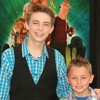 Dylan Riley Snyder, Phoenix List in World Premiere of ParaNorman